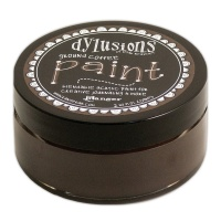 Ground Coffee Dylusions Paint DYP52722