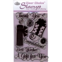 A Gift For You Clear Choice Mini Stamps MIN-CS114