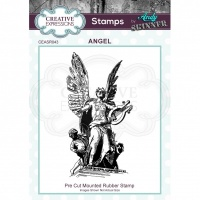 Angel Stamp by Andy Skinner CEASR043