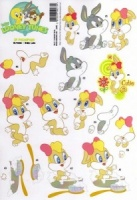Baby Lola 3D Decoupage Sheet Baby Looney Tunes