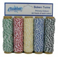 Bakers Twine Primary Colours BT-001