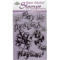 Bedtime Clear Choice Mini Stamps - MIN-CCS120