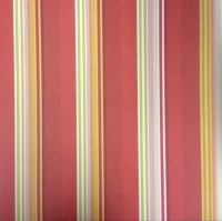 Birthday Stripe Classic Red 11951