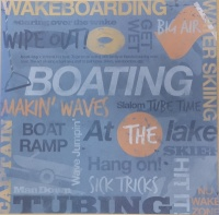 Boating Collage 60933