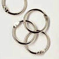 Book Rings 25mm WW2843