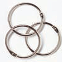Book Rings 38mm WW2877