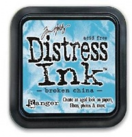 Broken China Distress Ink Pads Ranger Tim Holtz TIM21414