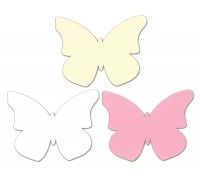 Butterfly Shaped Cards With Envelopes
