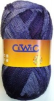 Cewec Maya Shade 10 Lilac Purple Multi 200g Ball