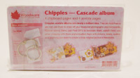 Chippies Cascade Album Woodware JL704