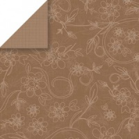Chocolate Ivy Gallery Collection Scrapbook Walls 24223