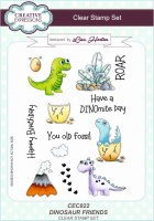Dinosaur Friends Stamp Set