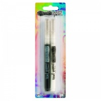 Dylusions Paint Pens Pack of 2 Ranger Ink DYD50902