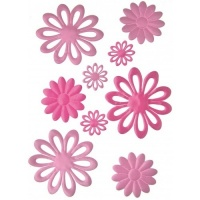 Fab Flowers Pink Colour Connection AC0130C