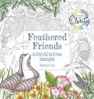 Feathered Friends Colouring Book Clarity