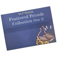 Feathered Friends Postcard Collection Set 2