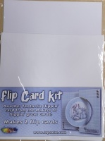 Flip Card Kit Blanks