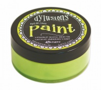 Fresh Lime Dylusions Paint DYP45984