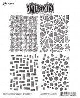 Graphic Backgrounds Stamp Set Dylusions DYR38344