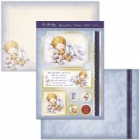 It's Bedtime Card Kit For The Boys Collections ALL931