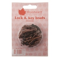 Lock and Key Brads Woodware JL178