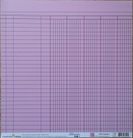 Looseleaf Ledger Pink Office Supplied HP26010