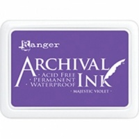 Majestic Violet Archival Ink Pad Ranger AIP52494