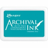Paradise Teal Archival Ink Pad Ranger AIP52500