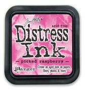 Picked Raspberry Distress Ink Pad TIM34995