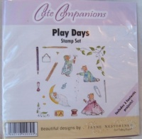Play Days Stamp Set Cute Companions