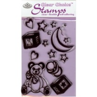 Playtime Clear Choice Mini Stamps - MIN-CCS121