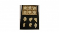 Prima Silhouettes Wood Embellishments In A Box