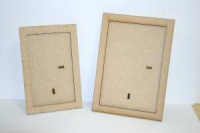 Rectangle Frames MDF Set of 2 CEMDFRECFRAM