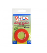 6 mm x 5 m Hi-Tack / Hi-Bond Ultra Clear Double Sided Tape