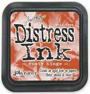 Rusty Hinge Distress Ink Pad Tim Holtz Ranger TIM27157