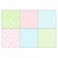 Secret Garden 8'' x 8'' Paper Pack Craftworkcards
