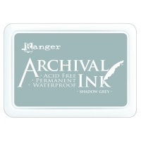 Shadow Grey Archival Ink Pad Ranger AIP52517