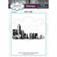 Skyline Stamp by Andy Skinner CEASR041