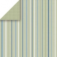 Spruce Tie Stripe Scrapbook Walls 20230