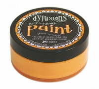 Squeezed Orange Dylusions Paint DYP46035
