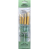 Stencil Brush Set Royal & Langnickel RCC209