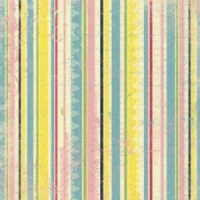 Sunrise Stripe Chloe Marie Collection 18417