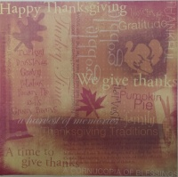 Thanksgiving Collage 60844