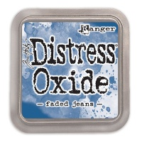Tim Holtz Faded Jeans Distress Oxide Ink Pad