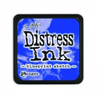 Tim Holtz Mini Distress Ink Pad Blueprint Sketch TDP47346