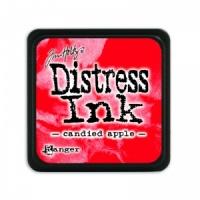 Tim Holtz Mini Distress Ink Pad Candied Apple TDP47391