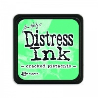 Tim Holtz Mini Distress Ink Pad Cracked Pistachio TDP46776