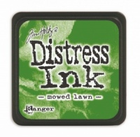 Tim Holtz Mini Distress Ink Pad Mowed Lawn TDP40033