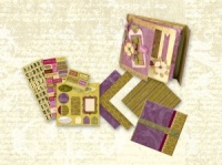 Verbena Mini Book Kit - K-ology - 535718