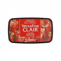 VersaFine Clair Pigment Ink Pad Tulip Red